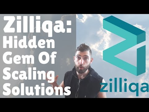 Zilliqa: Best High Speed Blockchain project Under $0.10 & Sharding Overview