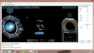 Darkorbit Golem Bot/Galaxy Gate mode short preview