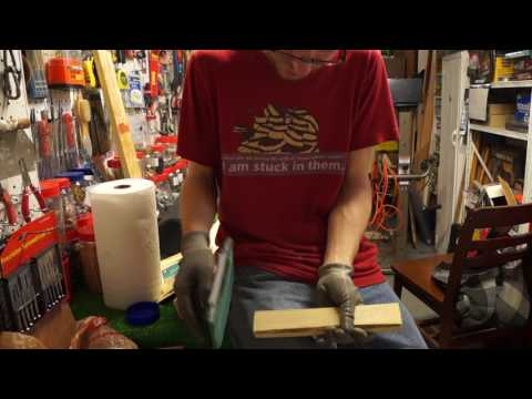 Making Paper Part 1: Frame and Deckle