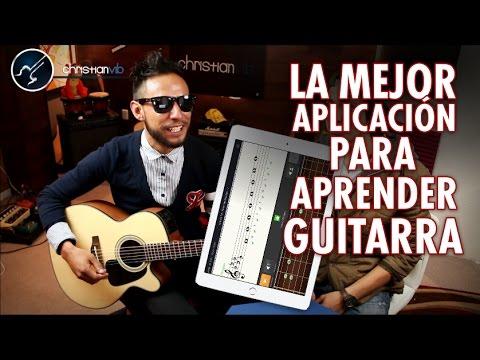 La Mejor Aplicación Para Aprender Guitarra, Música y Teoría Musical | Christianvib