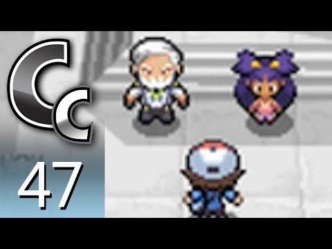 Pokémon Black & White - Episode 47: Stressed to the Nines
