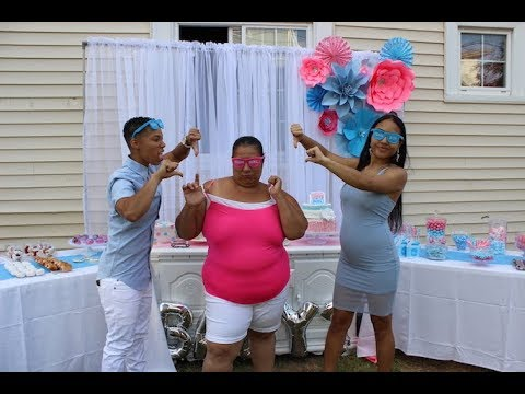 The Best Gender Reveal Party