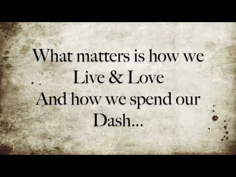 Live Your Dash-