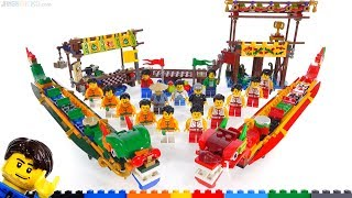 LEGO Dragon Boat Race quick review + long thoughts! 80103