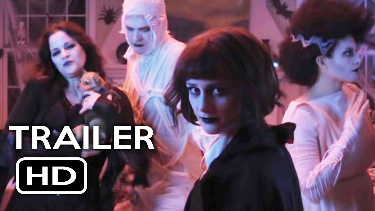 little sister official trailer #1 (2016) addison timlin, ally