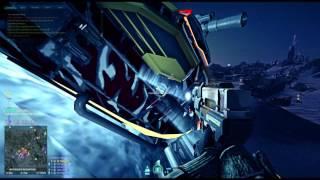 ECUS MOVIE: Planetside 2 Harasser Combat
