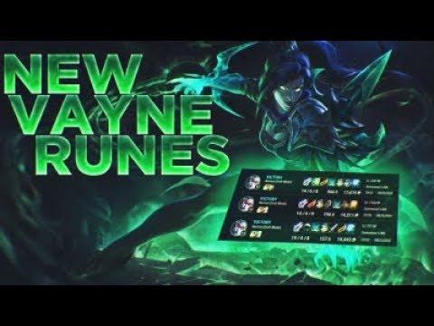 Build S Vayne