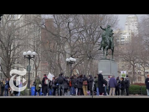 A Look at Union Square, Manhattan | Block by Block | The New York Times