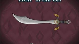 Jacksmith Level 20 - All swords Unlocked