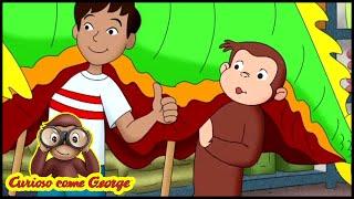 Curioso come George 🐵La danza dei Draghi 🐵Cartoni Animati per Bambini 🐵George la Scimmia