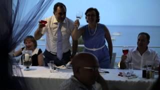 Wedding in Santorini Greece, Свадьба на Санторини Греция(, 2014-07-10T15:01:33.000Z)