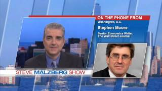 Stephen Moore -- former senior economics writer for The Wall Street Journal