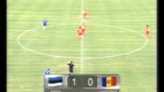 Estonia 2:0 Andorra 2003