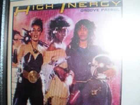 High Inergy - Groove Patrol 1983