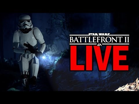 ALL NEW SKINS UNLOCKED & EWOK HUNT OUT NOW! Star Wars Battlefront 2 Live Stream #97