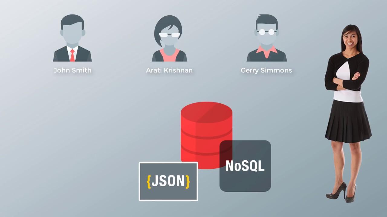 Model JSON Data in Oracle NoSQL Database