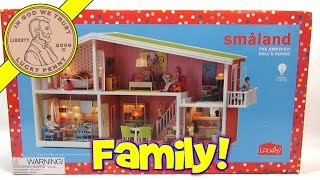 Lundby Småland Doll House, The Lps Family Moves In!