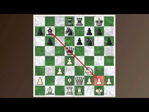 Top Ten Middlegame Ideas #2: The Isolated Queen Pawn - Part 2
