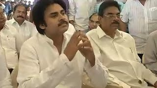 Power Star Pawan Kalyan Attends Sankranti Celebrations At Nellore