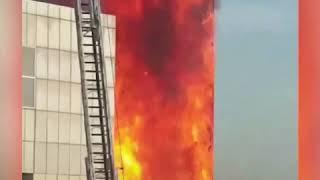Стамбул пожар