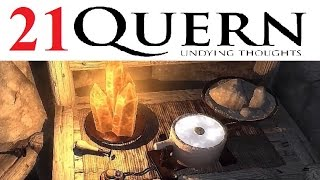 Quern: Undying Thoughts - Part 21 Let's Play Walkthrough LIVESTREAM FACECAM
