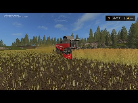 Lets play Farming Simulator 2017, OSR time