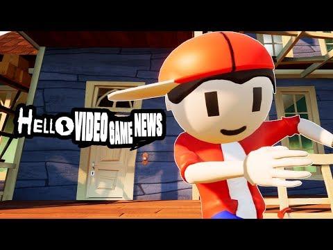 Hello Video Game News Hello Neighbor Mod Birthday Live