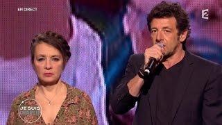 "Catherine Ringer et Patrick Bruel ""Les Loups"" - #JeSuisCharlie"
