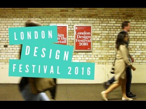 London Design Festival 2016 - Part 1 | VLOG | Graphique Fantastique