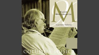 Cuarteto Indiano: I. Poco Allegro