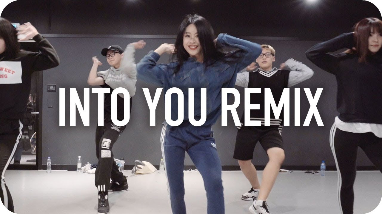 Download Into You (3LAU Remix) - Ariana Grande / Beginner's Class