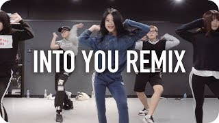 Into You (3LAU Remix) - Ariana Grande / Beginner's Class