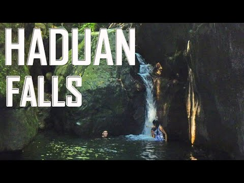 Haduan Falls, Mabalacat Pampanga, Philippines - Mountain Bike Adventure