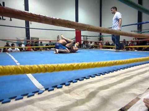 MMA MAXIMUS vs NEMESIS - NQN - 2° ROUND