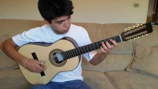 Viola Gleyson Luthier - Por Bruno Takashy