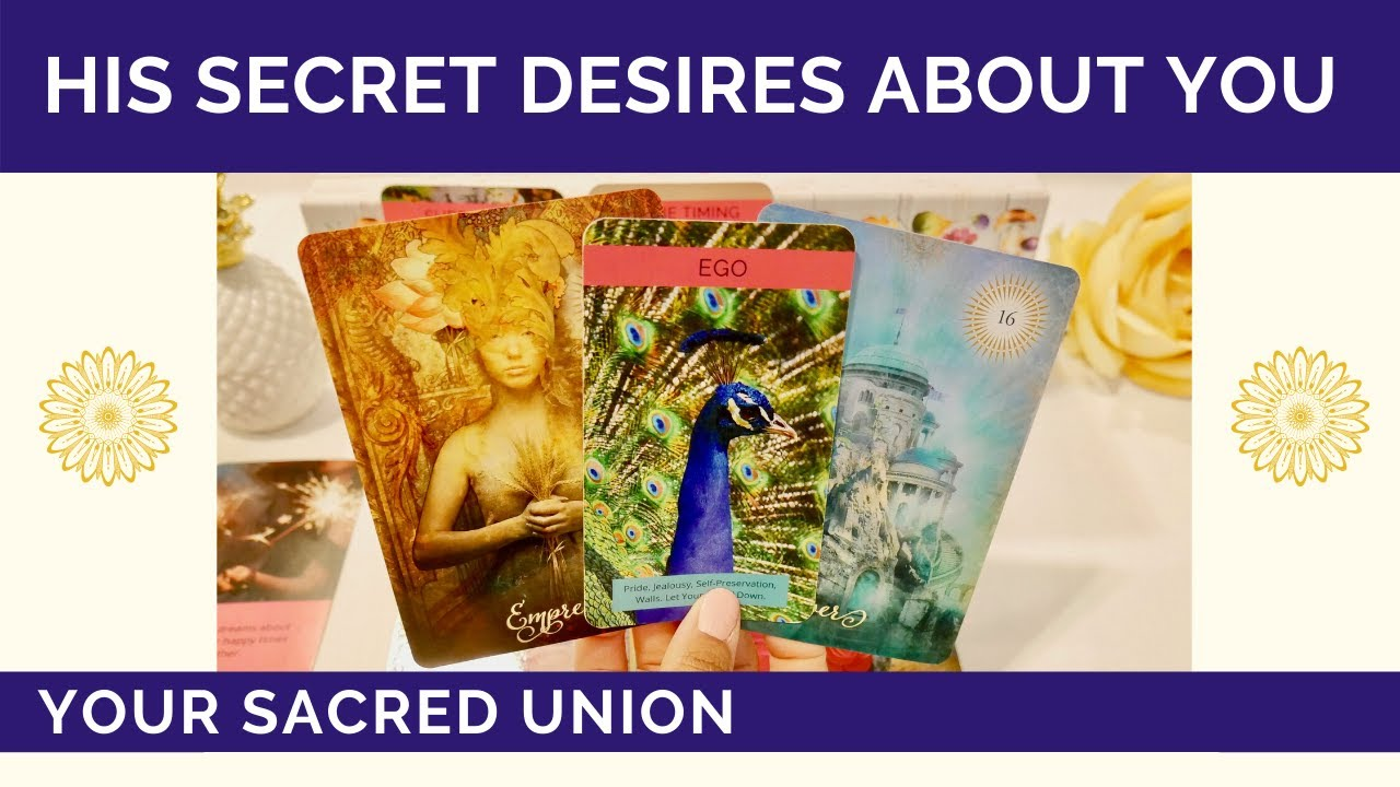 😍 *POWERFUL* HIS TRUE DESIRES REVEALED! 🔥 TWIN FLAMES 💑 SOULMATES 💐 TIMELESS LOVE TAROT READING