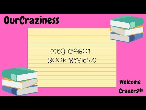 Meg Cabot Book Reviews