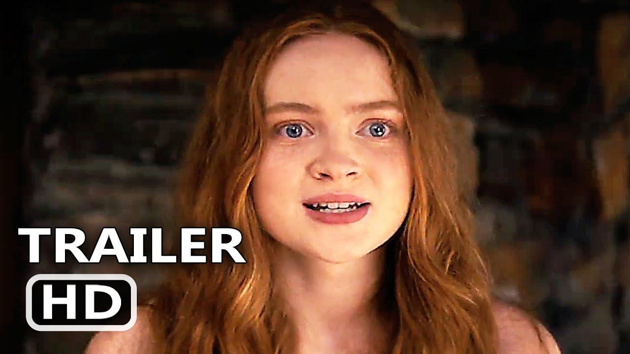 FEAR STREET Trailer (2021) Sadie Sink, Gillian Jacobs Movie