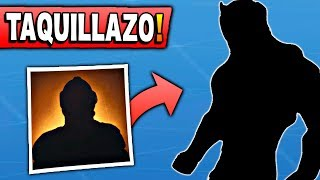 WEEK 4 OF TAQUILLAZO *SKIN LEGENDARIA SECRETA* in Fortnite: Battle Royale
