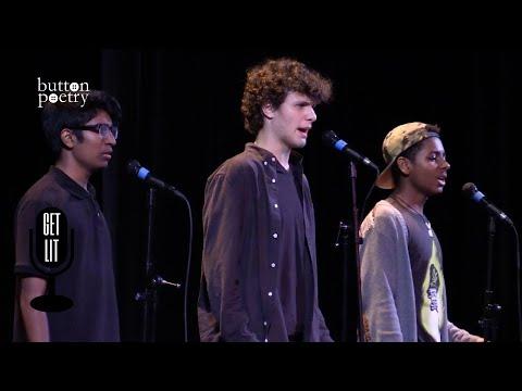 """Iain Kohn, Pathum Madigapola & Khamal Iwuanyanwu - """"Wearing Different Faces"""""""