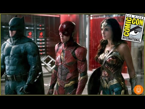 New Justice League Image Teases Team & STAR Labs Speculation