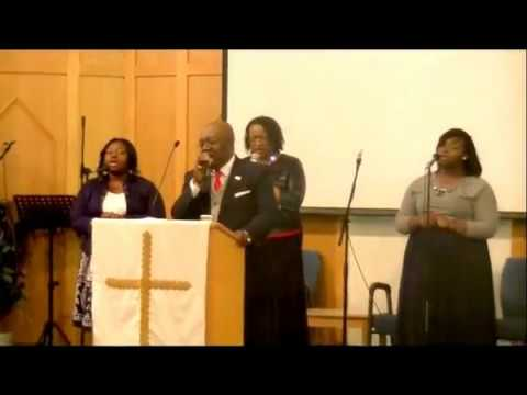 SWEET HOLY SPIRIT SWEET HEAVENLY DOVE - Rayon Whyte