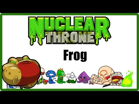 How to Unlock a FROG | Nuclear Throne