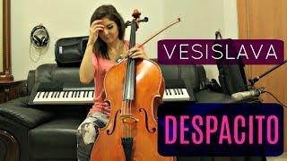 Скачать Luis Fonsi Daddy Yankee Despacito Cello Cover By Vesislava