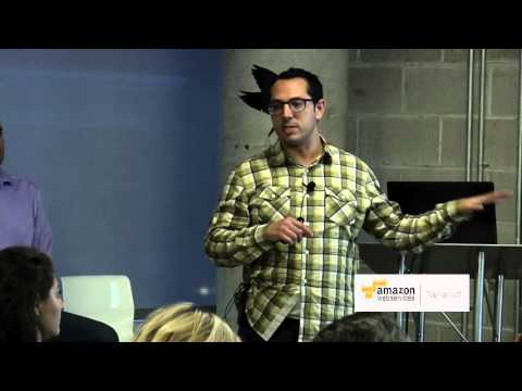 AWS Loft Talks - Multi-Region Application Using Amazon VPC