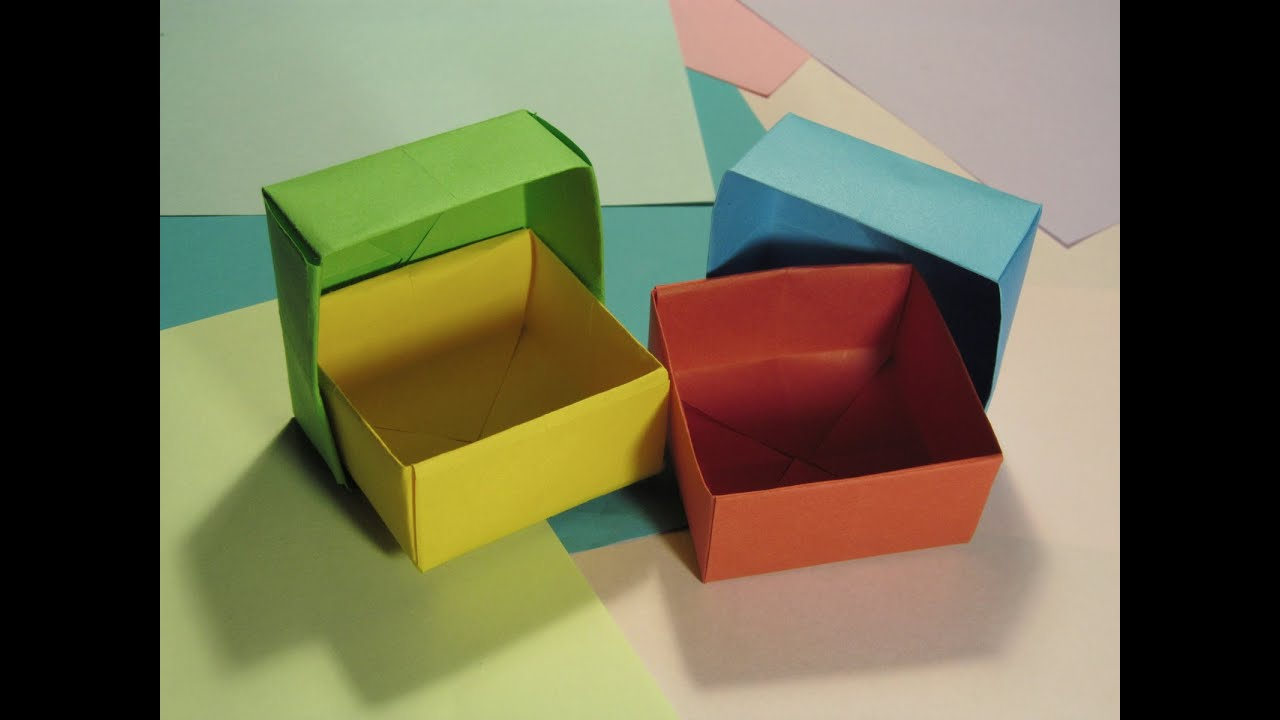 Подарочные коробки своими руками: 25 лучших идей 531