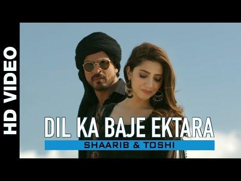 Tribute To Raees - Shahrukh Khan   Dil Ka Baja Ektara   Shaarib & Toshi