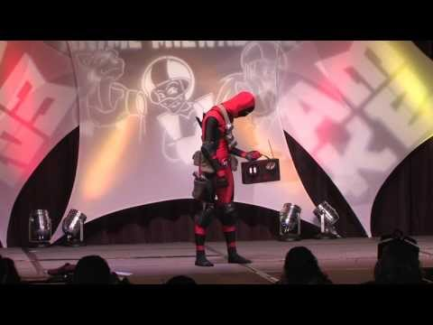 Anime Milwaukee 2014 - Skit 05 - DJ Deadpool
