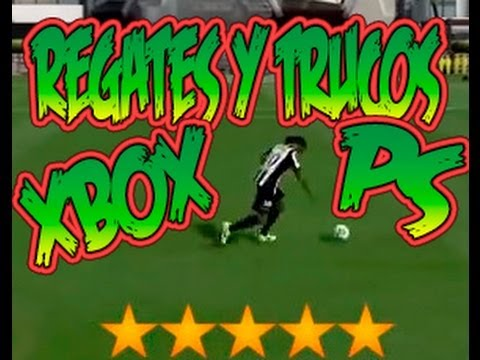 Regates y trucos Fifa 14 PS y XBOX
