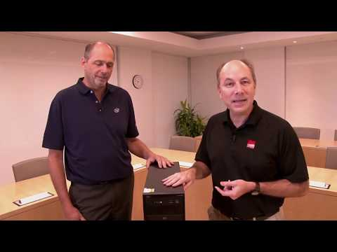 Lenovo ThinkSystem ST250 Server Video Walkthrough